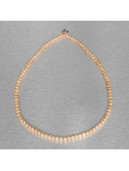 Wood Fellas Necklace Deluxe Pearl beige