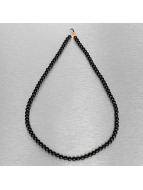 Wood Fellas Necklace Deluxe Pearl black