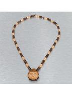 Wood Fellas Necklace brown