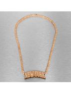 Wood Fellas Necklace Wood Fellas New York brown