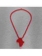 Wood Fellas Necklace Wood Fellas Africa red