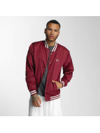 Wrung Division College Jacket Touchdown red