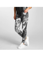 Yakuza Leggings/Treggings Mexican black