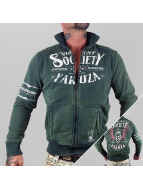 Yakuza Lightweight Jacket Violent Society green
