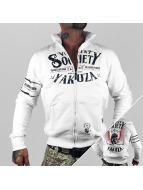 Yakuza Lightweight Jacket Violent Society white