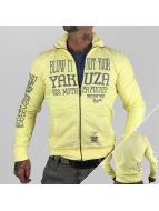 Yakuza Lightweight Jacket Blow It Out yellow
