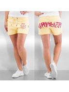 Yakuza shorts L.A. Chica geel