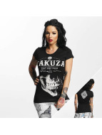 Yakuza T-Shirt Daily Skull black
