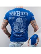 Yakuza t-shirt blauw