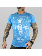 Yakuza T-Shirt Mex Crew blue