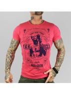 Yakuza T-Shirt Mex Crew red