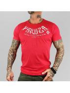 Yakuza T-Shirt 893 red
