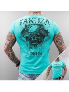 Yakuza T-Shirt türkis