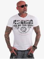 Yakuza T-Shirt Fuck You white