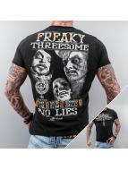 Yakuza t-shirt zwart