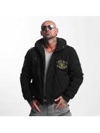 Yakuza Winter Jacket Knockout Military black