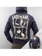 Yakuza Zip Hoodie blau