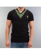 Yezz T-Shirt noir