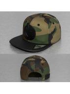 Yums Snapback Cap New Era Metal Face camouflage