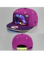 Yums Snapback Cap violet