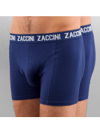 Zaccini Boxer Short Uni 2-Pack blue