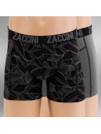 Zaccini Boxer Short Organic gray