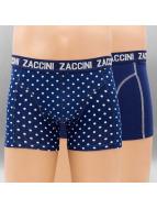 Zaccini boxershorts blauw