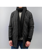 ZUMO Leather Jacket Mangaroa black