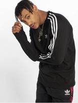 Adidas Originals 3-Stripes Longsleeve Black image number 0