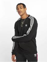 Adidas Originals 3-Stripes Longsleeve Black image number 2