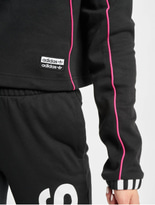 Adidas Originals Cropped Sweater Black image number 4
