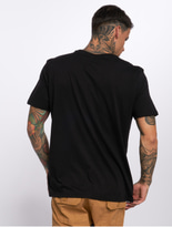 Alpha Industries Basic Small Logo T-Shirt Grey Heather image number 1