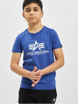 Alpha Industries Basic T-Shirt Kids/Teens Black image number 0