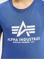 Alpha Industries Basic T-Shirt Kids/Teens Black image number 3