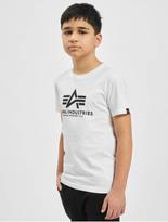 Alpha Industries Basic T-Shirt Kids/Teens Black image number 2