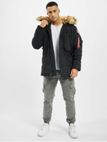 Alpha Industries Polar Jacket Dark Green image number 12