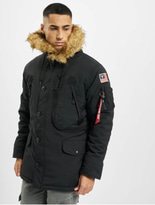 Alpha Industries Polar Jacket Dark Green image number 2