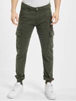 Alpha Industries Spark Pants Grey Black image number 2