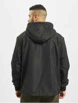Brandit Luke Windbreaker Jacket Black image number 1
