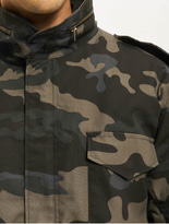 Brandit M65 Standard Winter Jacket Olive image number 4