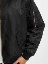 Brandit Ma2 Fur Collar Jacket Black image number 3