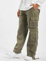 Brandit Pure Vintage Cargo Pants Olive