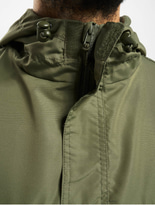 Brandit Light Windbreaker Jacket Olive image number 4