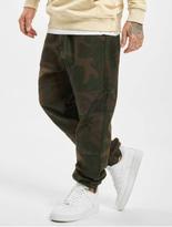 Carhartt WIP Marshall Jogger Pants Camo Evergreen Stone Washed