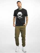 Cayler & Sons PA Icon T-Shirt Black/White image number 4