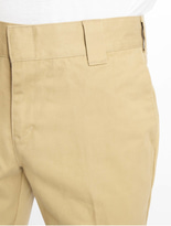 Dickies Slim Fit Work Pants Black image number 3