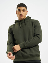 Eight2nine Hoody Black Forest Green