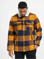 Eight2Nine Jacket Spice Brown/Dark Navy Check image number 2