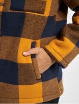 Eight2Nine Jacket Spice Brown/Dark Navy Check image number 4