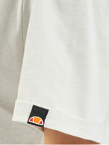 Ellesse Alberta Cropped T-Shirt Light Grey image number 4